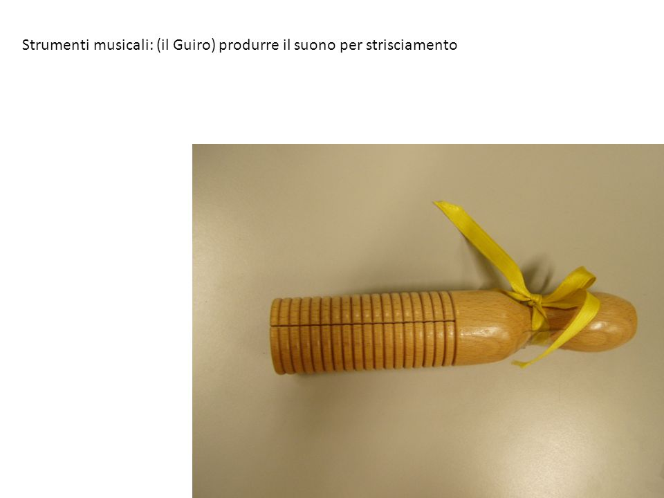 La trombetta ad ancia: il suo prodotto dalla vibrazione