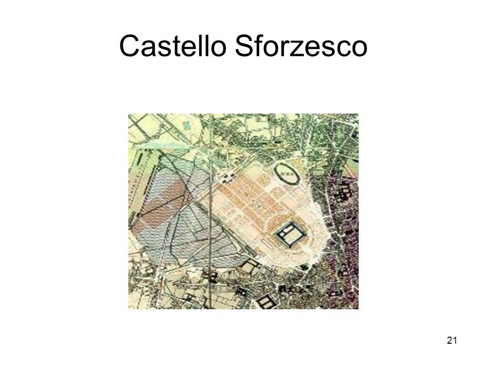21 Castello Sforzesco