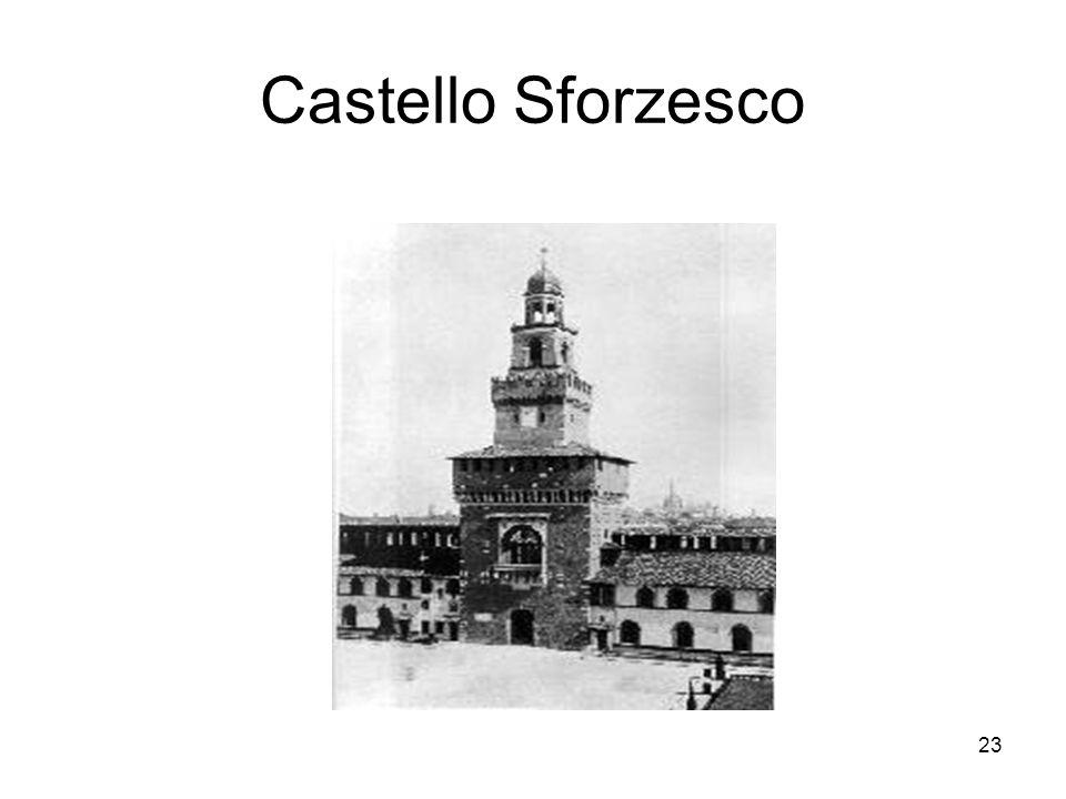 23 Castello Sforzesco