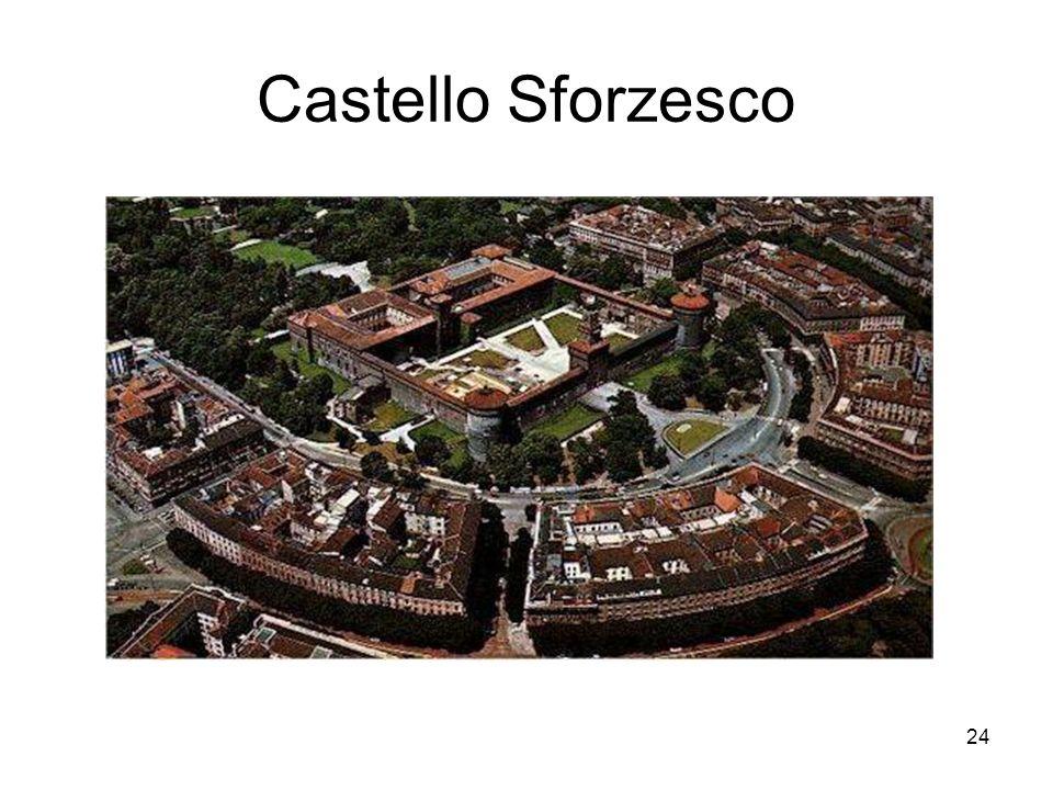 24 Castello Sforzesco