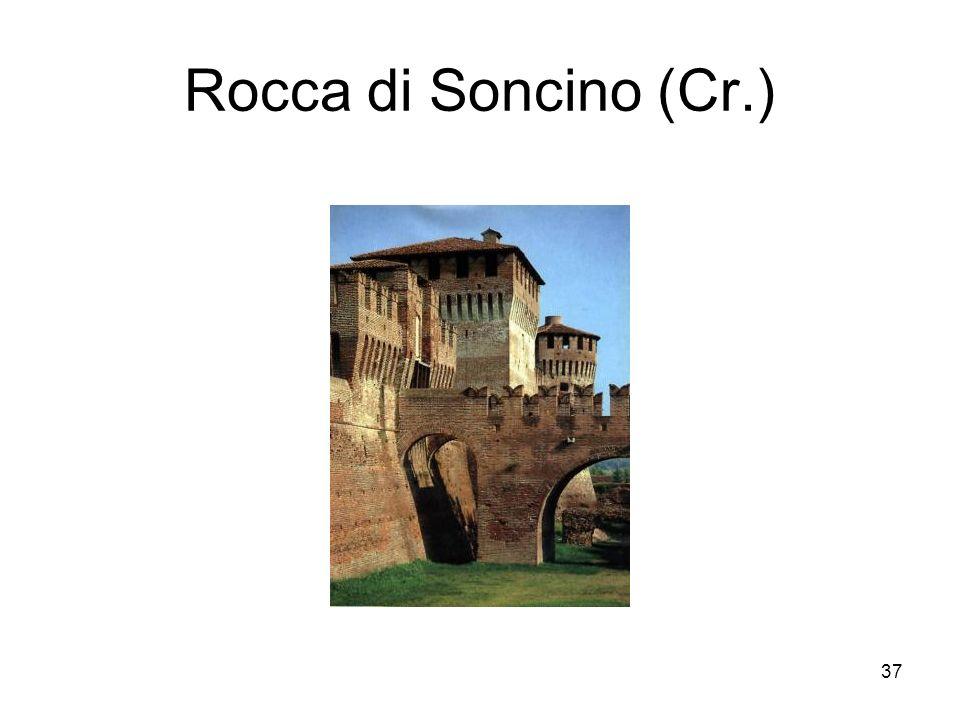 37 Rocca di Soncino (Cr.)