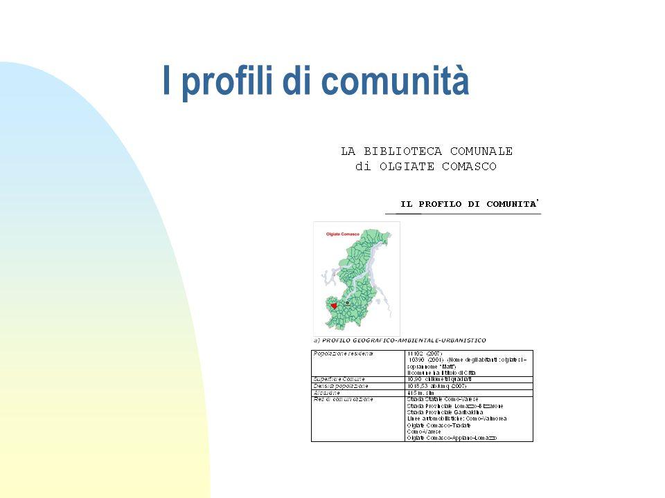 Il Sistema Bibliotecario dellOvest Como Forma di gestione: Convenzione 36 comuni di piccole dimensioni Abitanti al 31.12 2008: 156.438 Superficie 177,