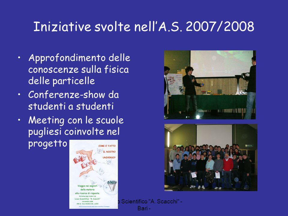 Liceo Scientifico A.