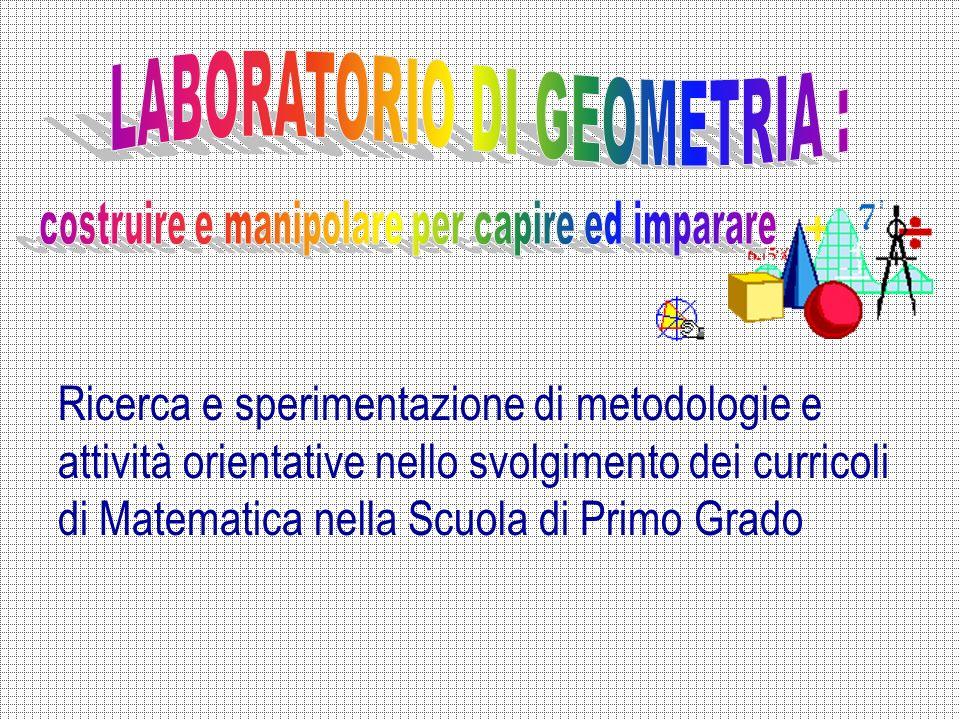 Ricerca e sperimentazione di metodologie e attività orientative nello svolgimento dei curricoli di Matematica nella Scuola di Primo Grado