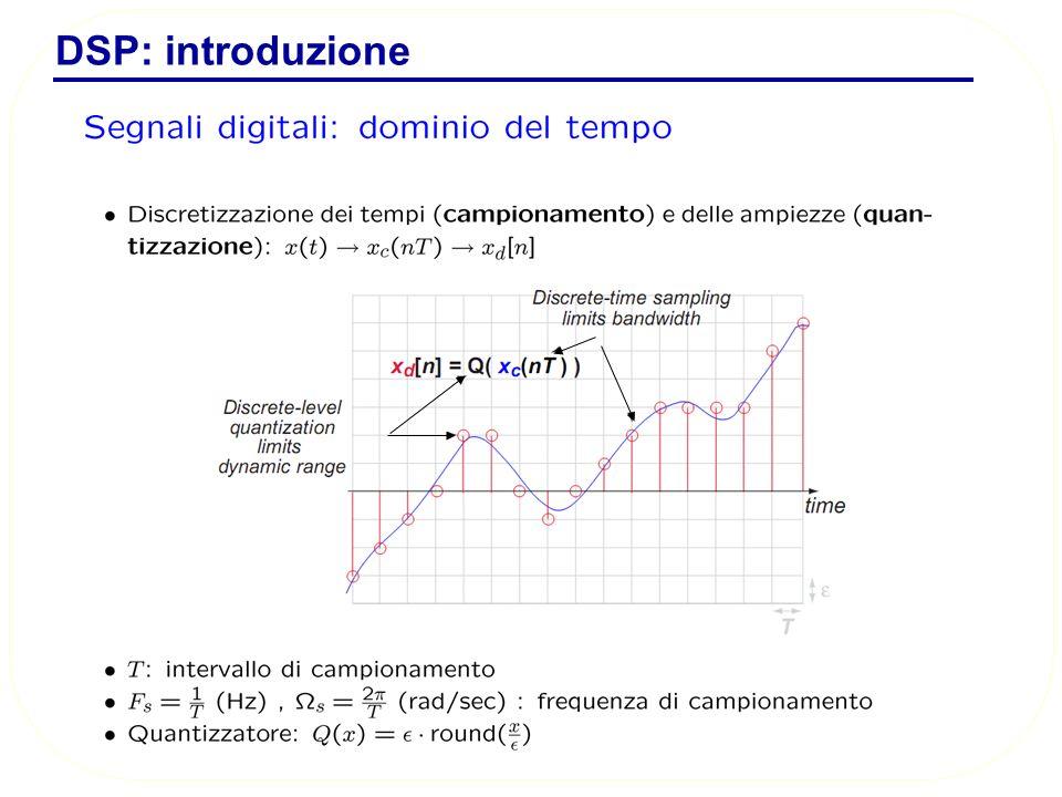 DSP: introduzione