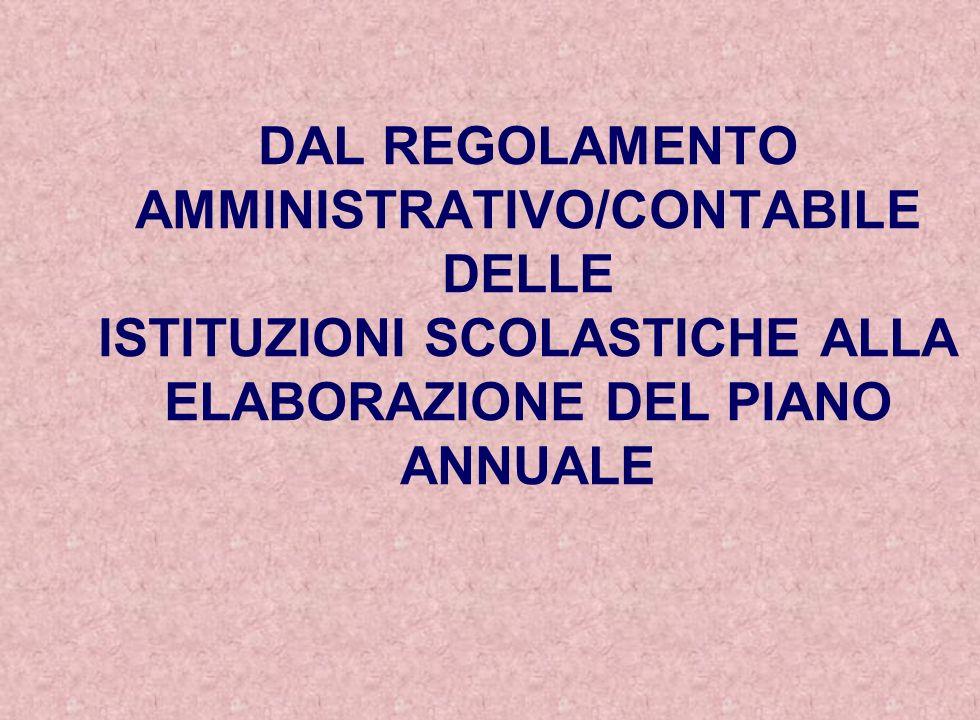 Art.11 Impegni, Liquidazione delle spese ed ordinazione dei pagamenti 1.