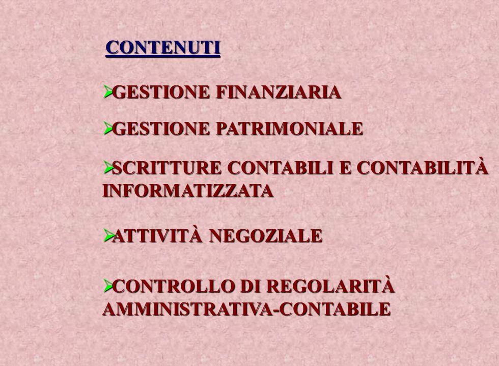 IL PROGRAMMA ANNUALE: I DOCUMENTI IL PROGRAMMA (MODELLO A) SCHEDE ILLUSTRATIVE FINANZIARIE (MOD.