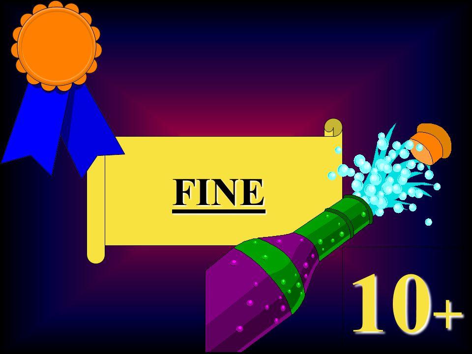FINE 10 +