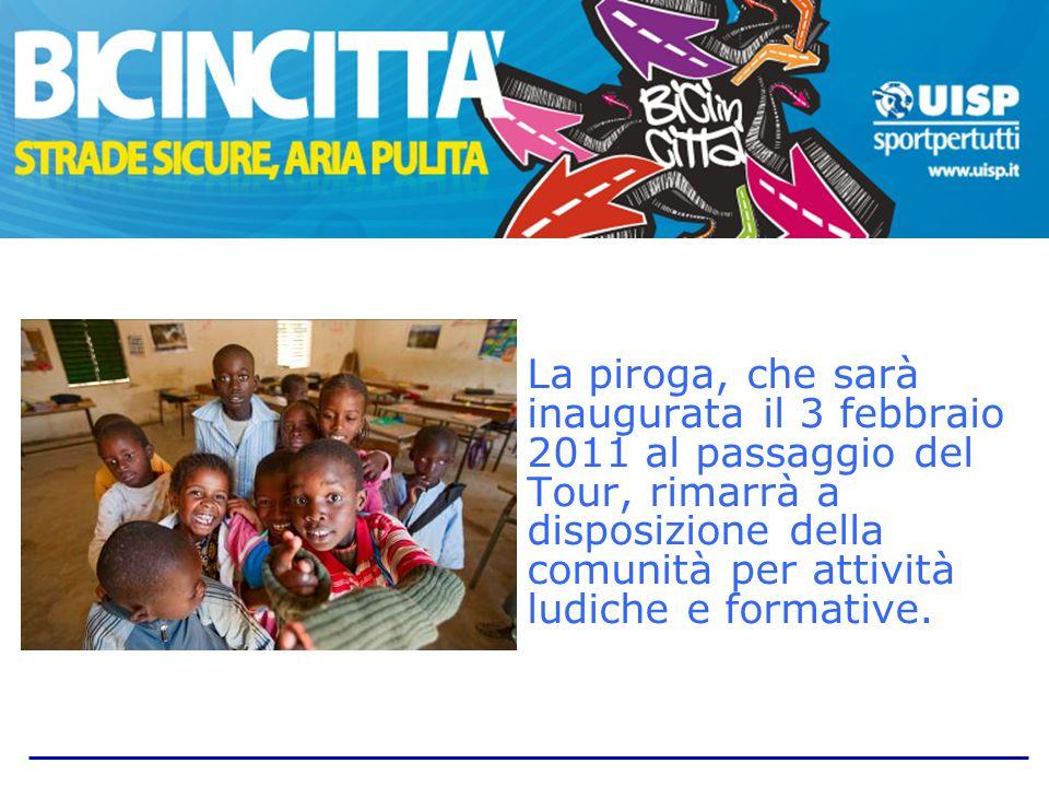 Il Silenzioso tour della solidarietà e gli operatori delle leghe Uisp saranno nuovamente a Foundiougne nel 2011, per continuare i corsi e individuare le prossime iniziative.