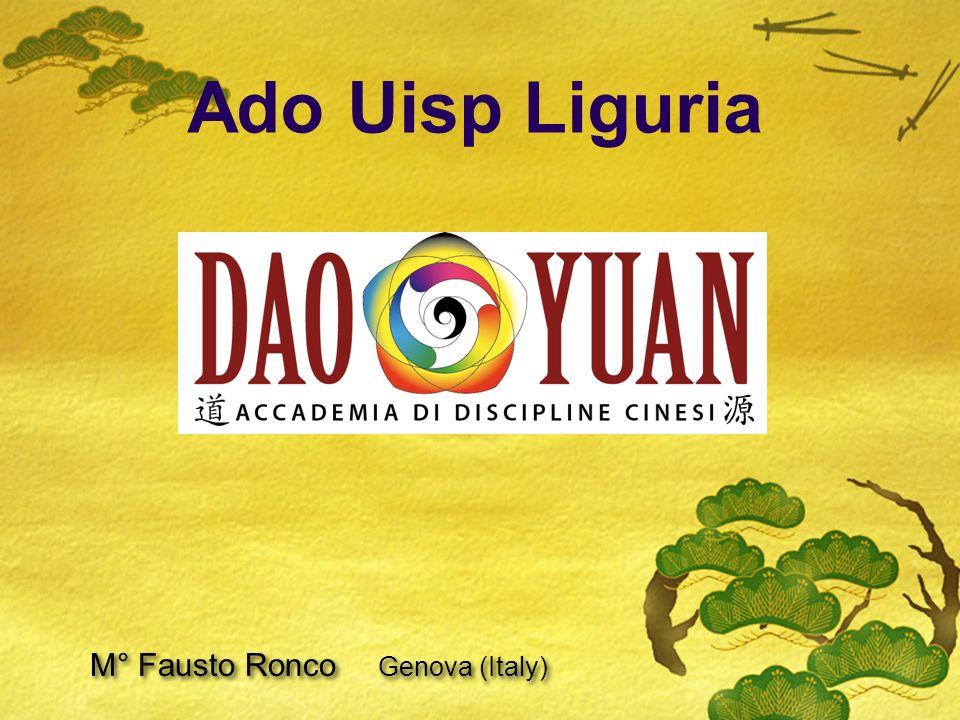 M° Fausto Ronco Genova (Italy) Ado Uisp Liguria