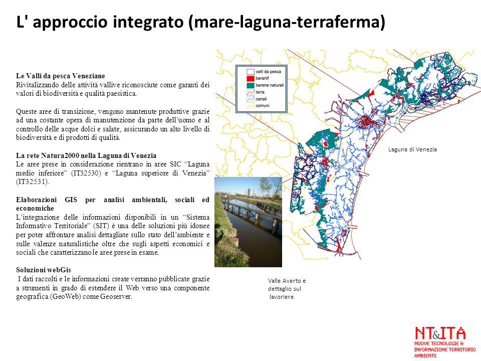 Le Valli da pesca Veneziane Rivitalizzando delle attività vallive riconosciute come garanti dei valori di biodiversità e qualità paesistica. Queste ar
