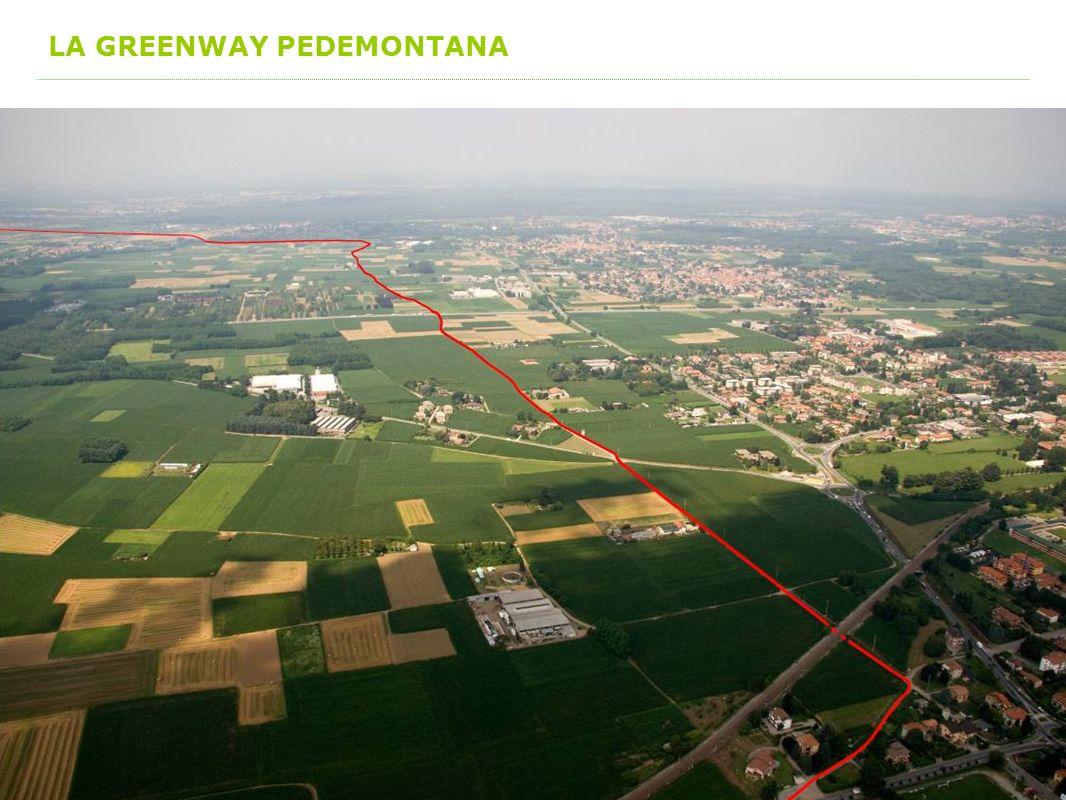 LA GREENWAY PEDEMONTANA