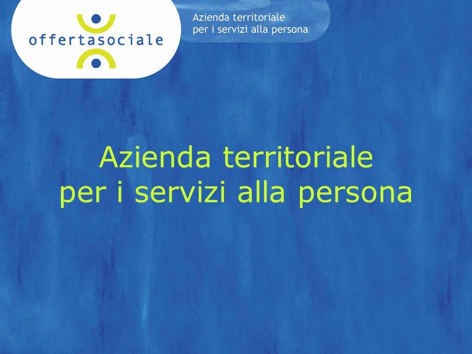 Azienda territoriale per i servizi alla persona