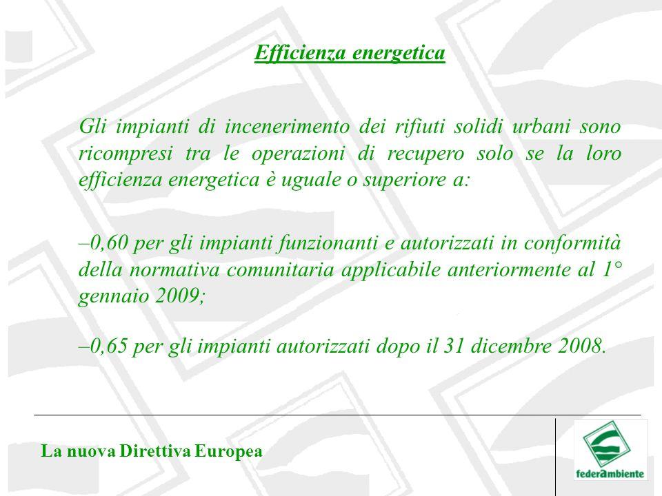 LA RACCOLTA DIFFERENZIATA NELLE GESTIONI INDUSTRIALI DEI RIFIUTI - IL CASO HERA -.