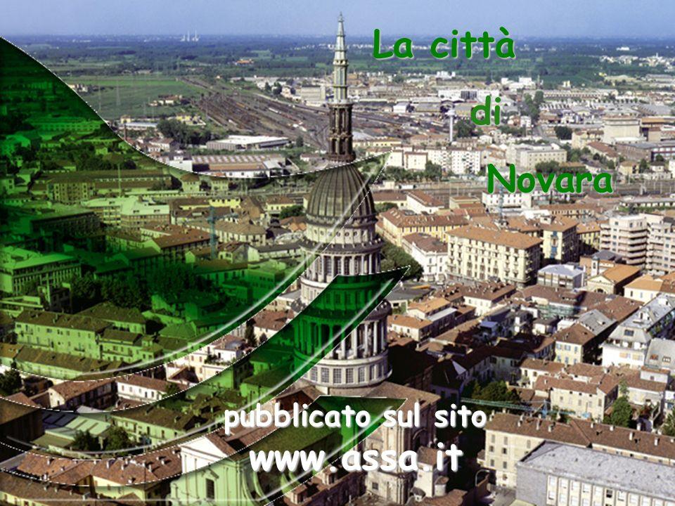 La città di di Novara Novara pubblicato sul sito www.assa.it