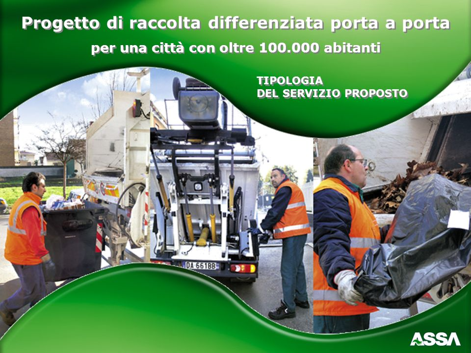 Riepilogo dei costi della raccolta porta a porta Comune di Novara anno 2006 compresi i contributi CONAI e i costi di smaltimento