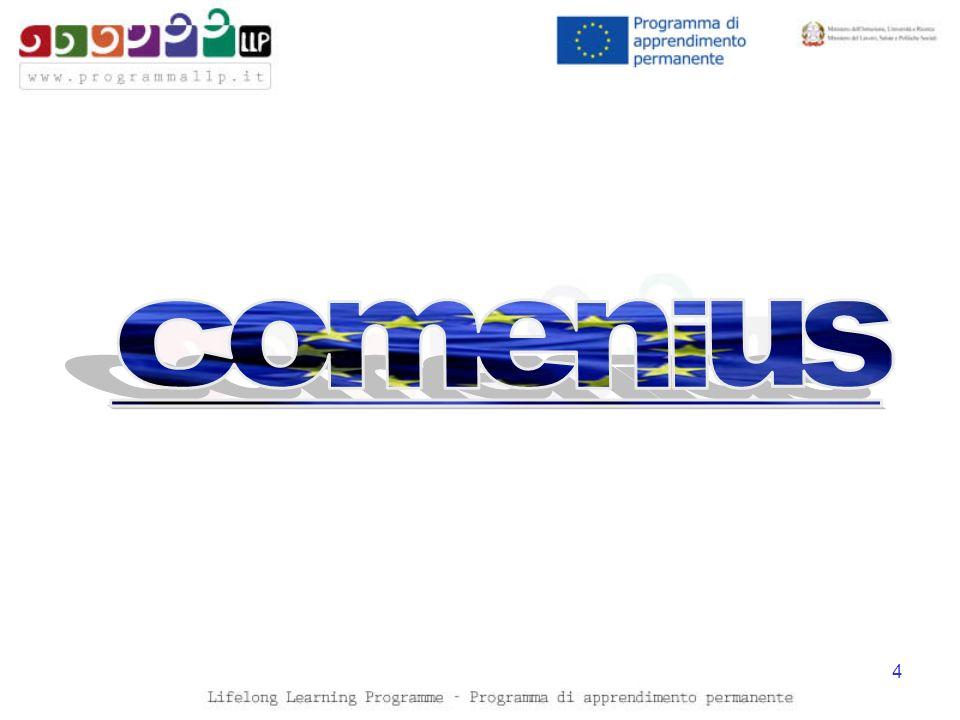 Obiettivi Sviluppare la conoscenza e la comprensione della diversità culturale e linguistica europea e del suo valore Aiutare i giovani ad acquisire le competenze di base necessarie ai fini dello sviluppo personale, della successiva occupazione, e della cittadinanza europea attiva 5