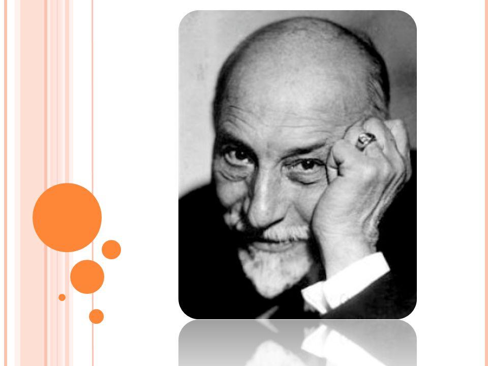 Il saggio sullUmorismo vede la luce nel 1908, Pirandello è già un autore affermato.