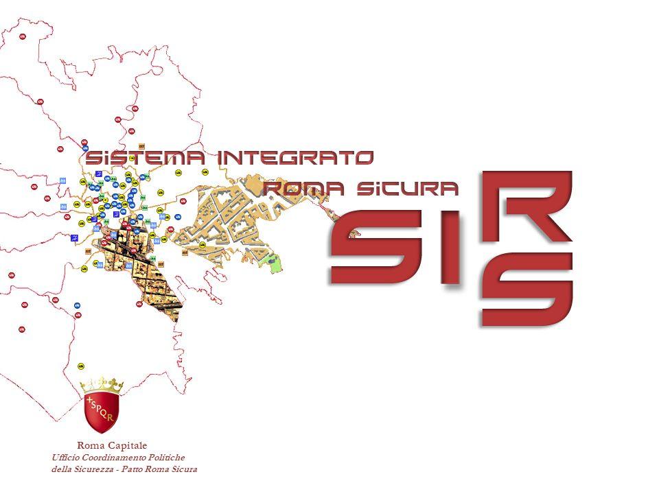Roma Capitale Ufficio Coordinamento Politiche della Sicurezza - Patto Roma Sicura