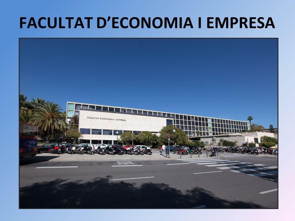 UNIVERSITA I corsi sono tenuti in Spagnolo, Catalano e Inglese.