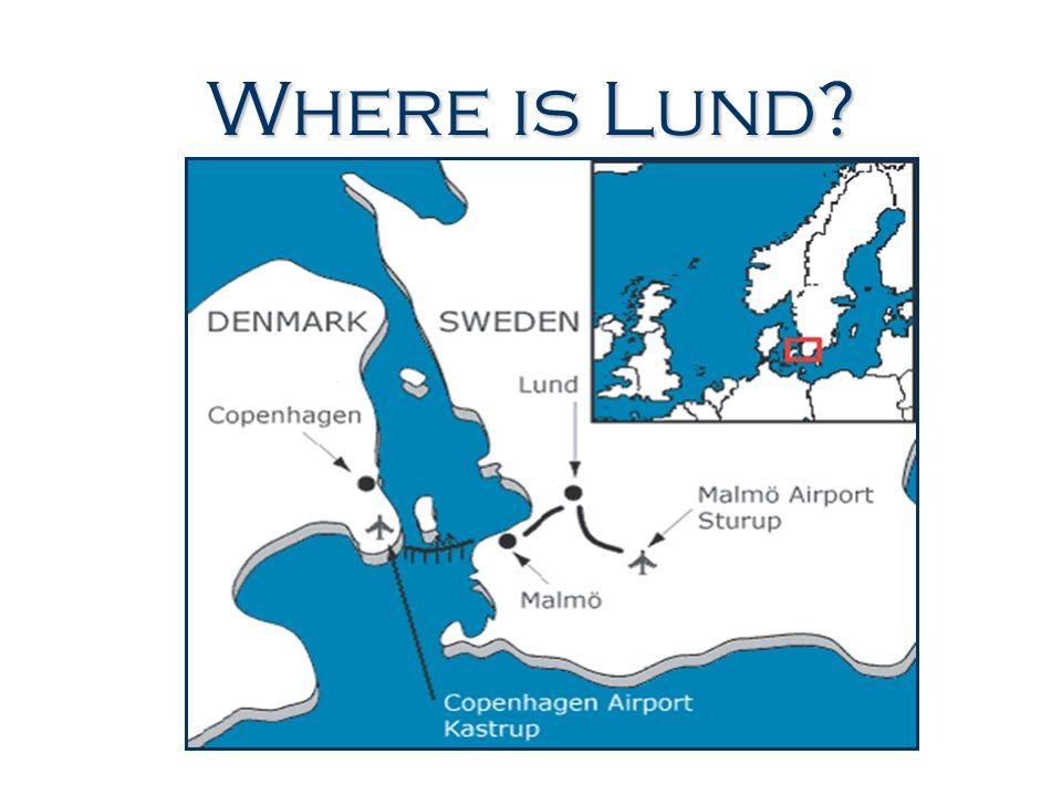 Where is Lund?