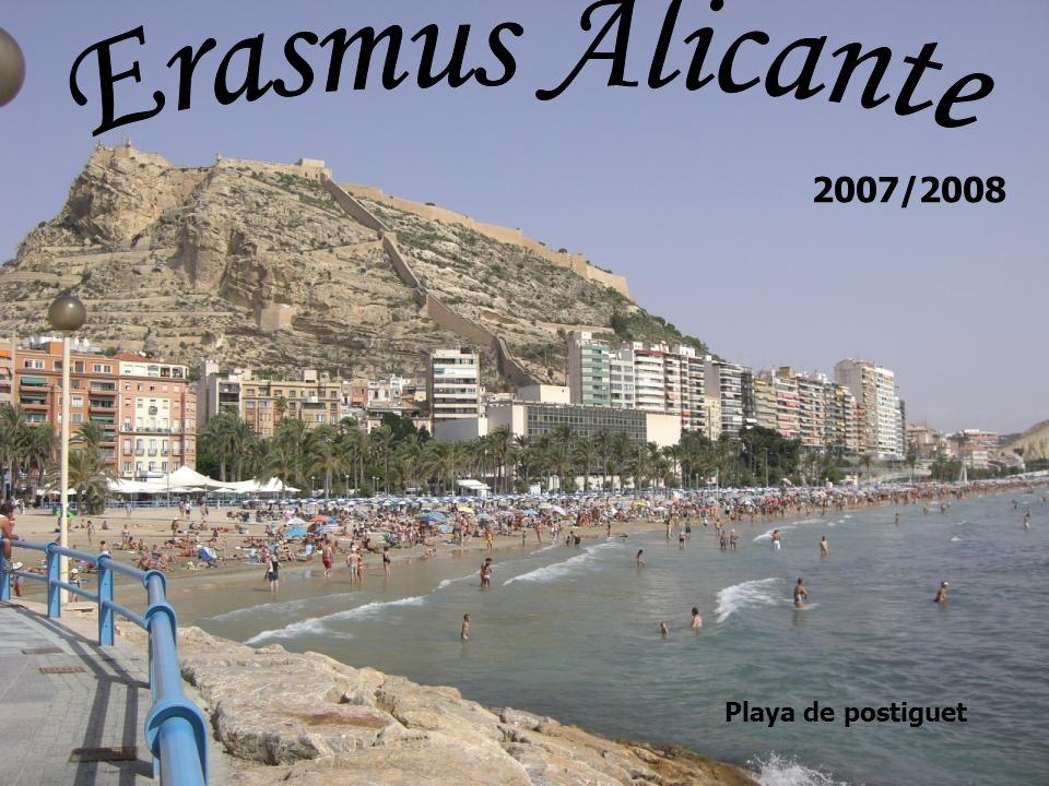 2007/2008 Playa de postiguet