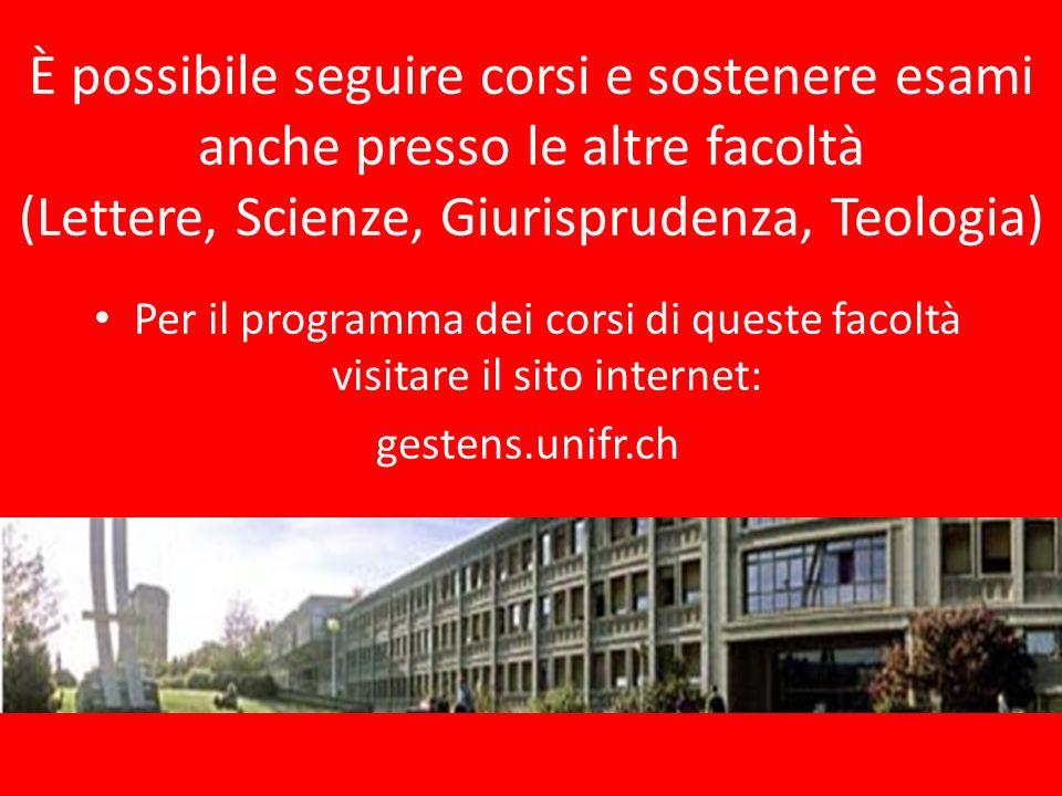 Ufficio Erasmus Responsabile: Elisabeth Zbinden elisabeth.zbinden@unifr.ch Campus di Misericorde Bureau 4059 Av. de l'Europe 20 CH-1700 Fribourg Tel.