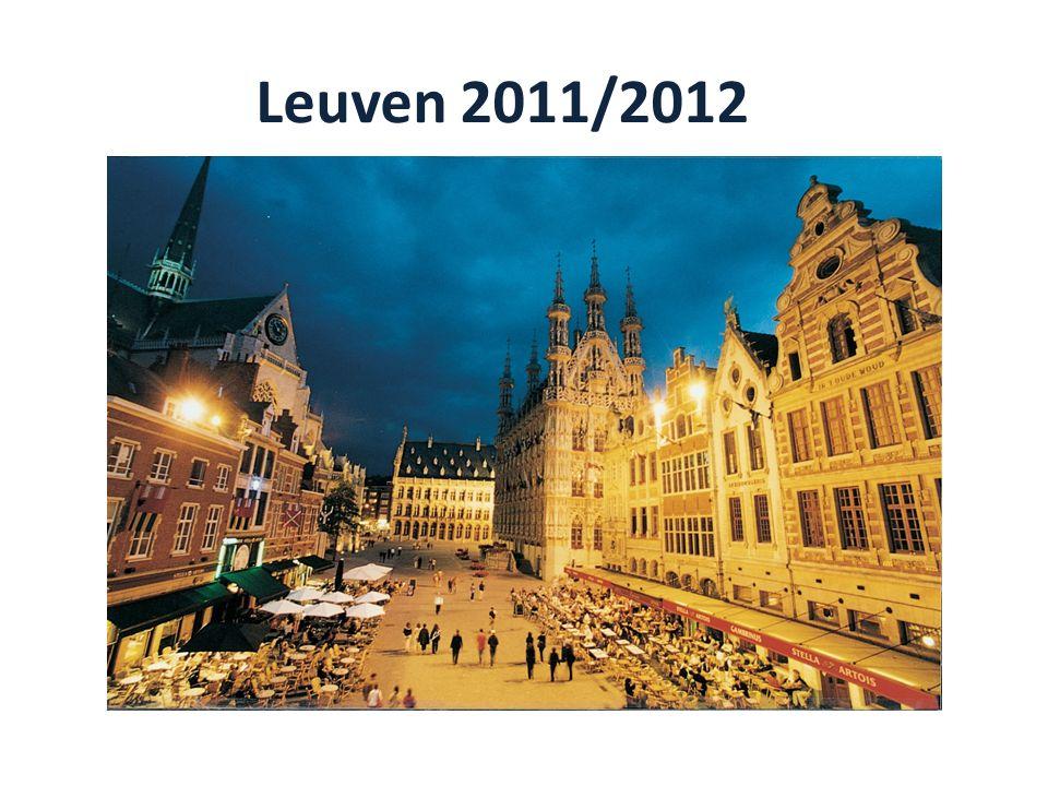 Leuven 2011/2012