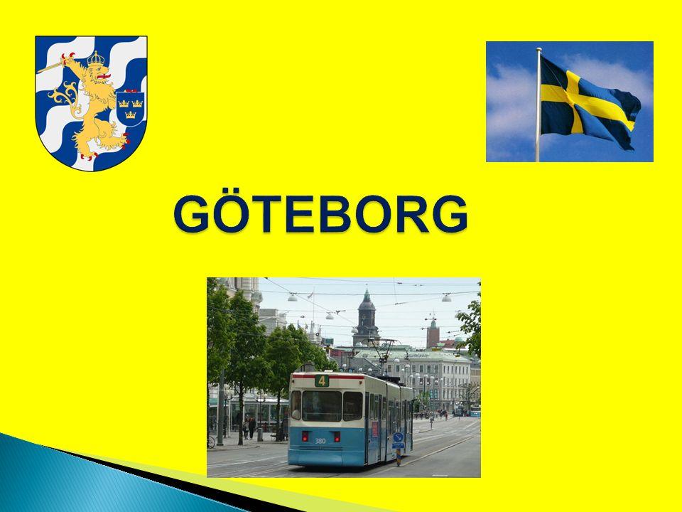 Città della Svezia meridionale 500.000 / 800.000 abitanti Seconda città più grande della Svezia dopo Stoccolma Ottimi collegamenti (tram, bus e pista ciclabile)