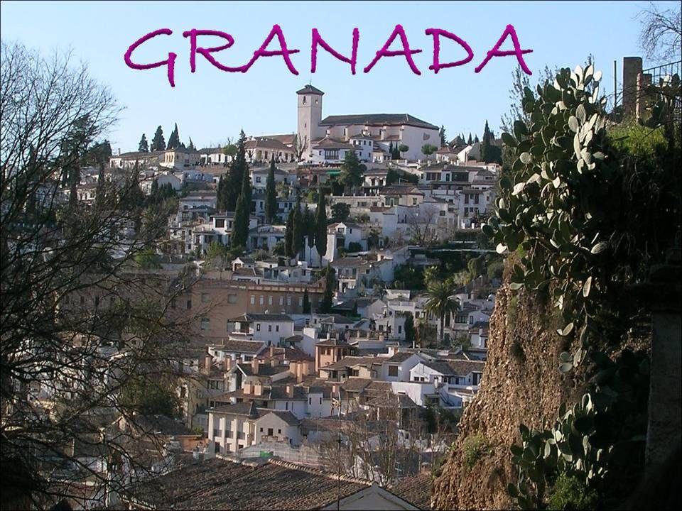 Granada Come arrivare La città Luniversità Lalloggio La vita in città Conclusioni