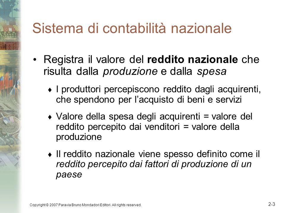 Copyright © 2007 Paravia Bruno Mondadori Editori. All rights reserved. 2-34