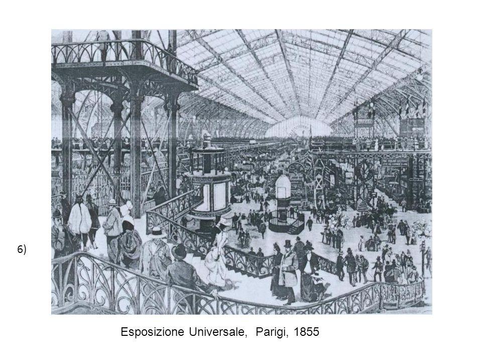 6) Esposizione Universale, Parigi, 1855