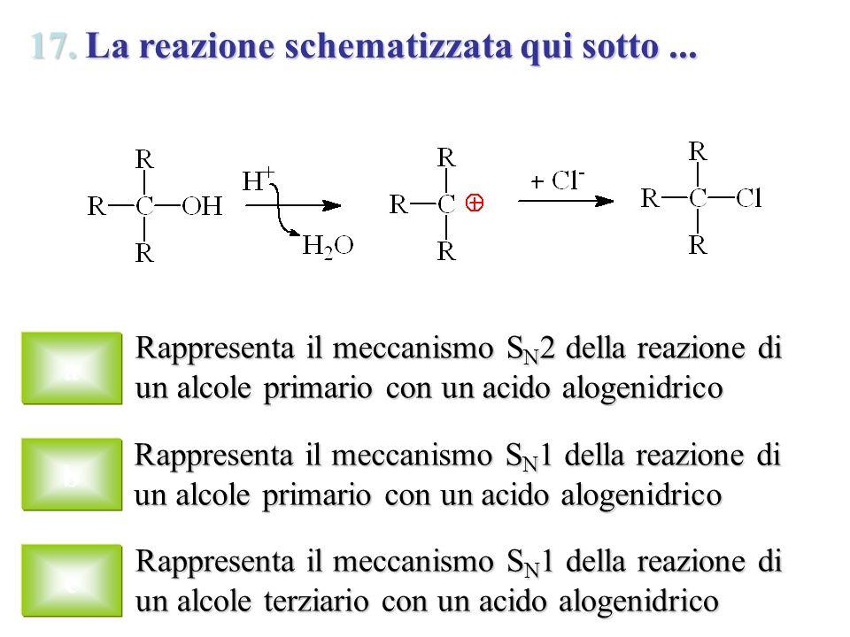 Gli alcoli polivalenti vengono denominati facendo precedere al nome dellidrocarburo il numero che indica a quali carboni sono legate le funzioni alcol