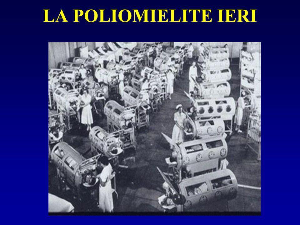 Vaccini antipolio Vaccino vivo attenuato di Sabin e vaccino ucciso di Salk.