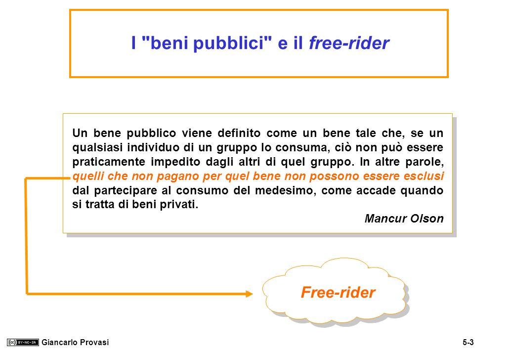 5-14 Giancarlo Provasi Azione consequenziale o azione appropriata.