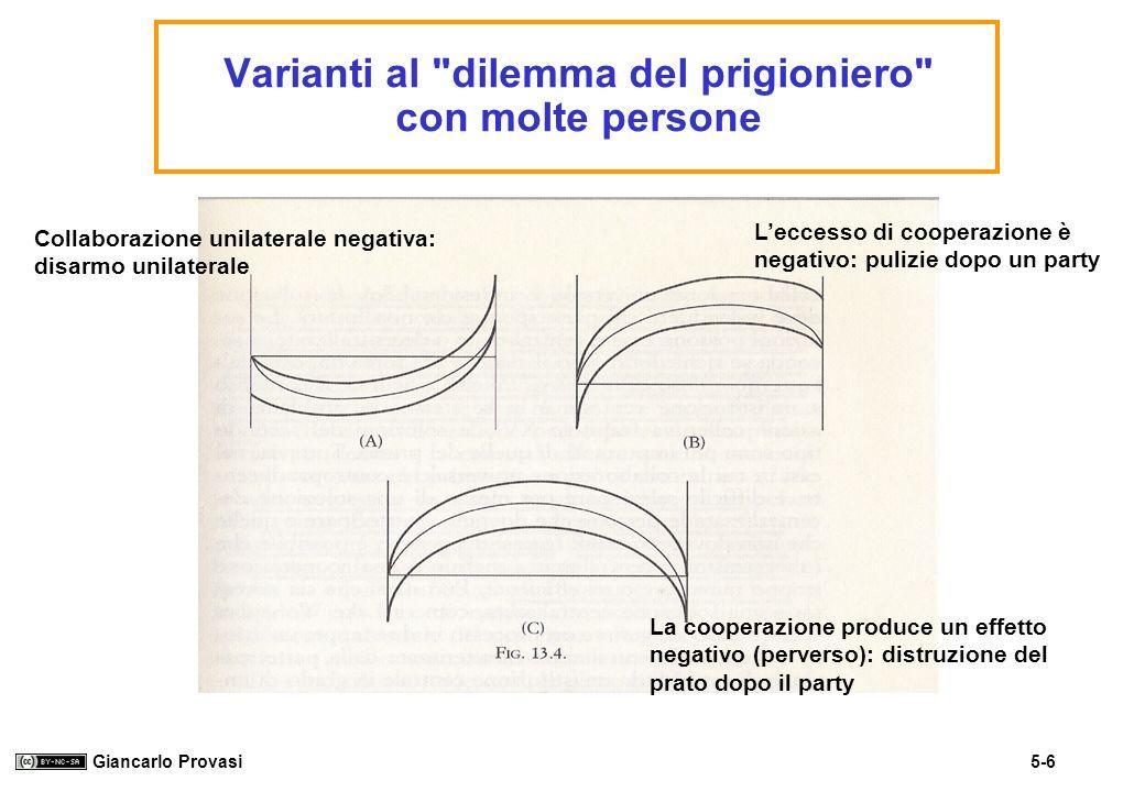 5-6 Giancarlo Provasi Varianti al