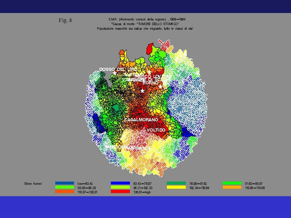 Incidenza del melanoma nel mondo (tassi standardizzati per età/100.000) IARC, World Cancer Report 2003