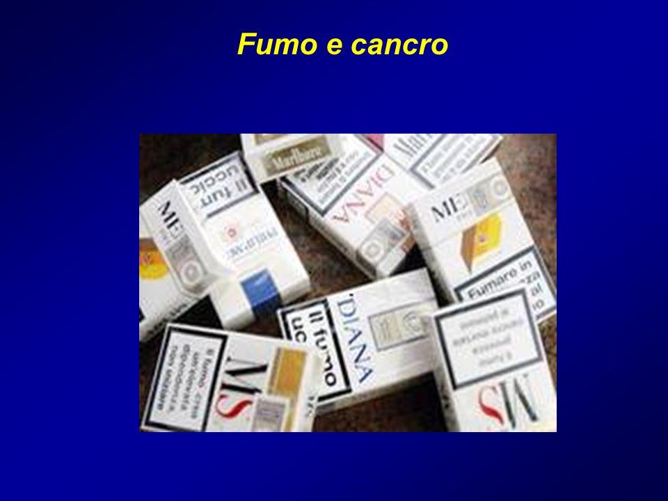 Fumo e cancro