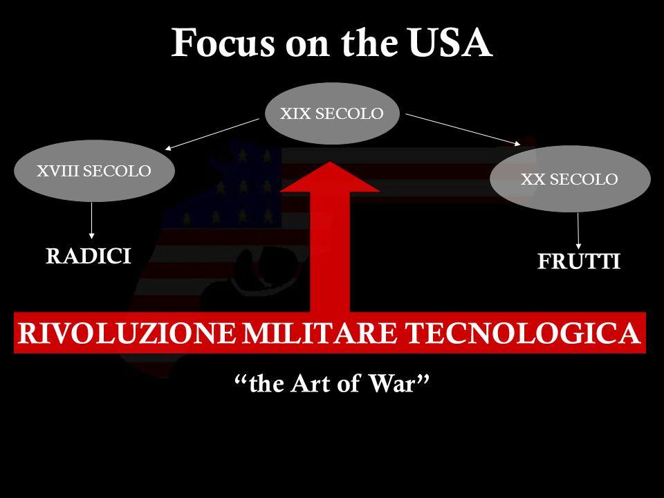 3 Cambiamenti tecnologici e militari: –piccole armi e pistole a rapido sparo e lunga gittata sostituirono quelle esistenti.