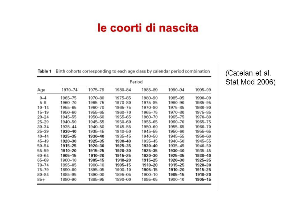 commento alla distorsione ecologica Il coefficiente del modello sui dati individuali non tiene conto delleffetto contestuale veicolato dal valor medio per sezione di censimento.