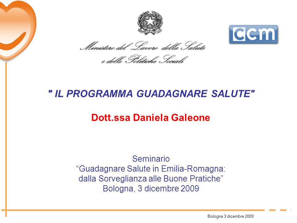 Bologna 3 dicembre 2009