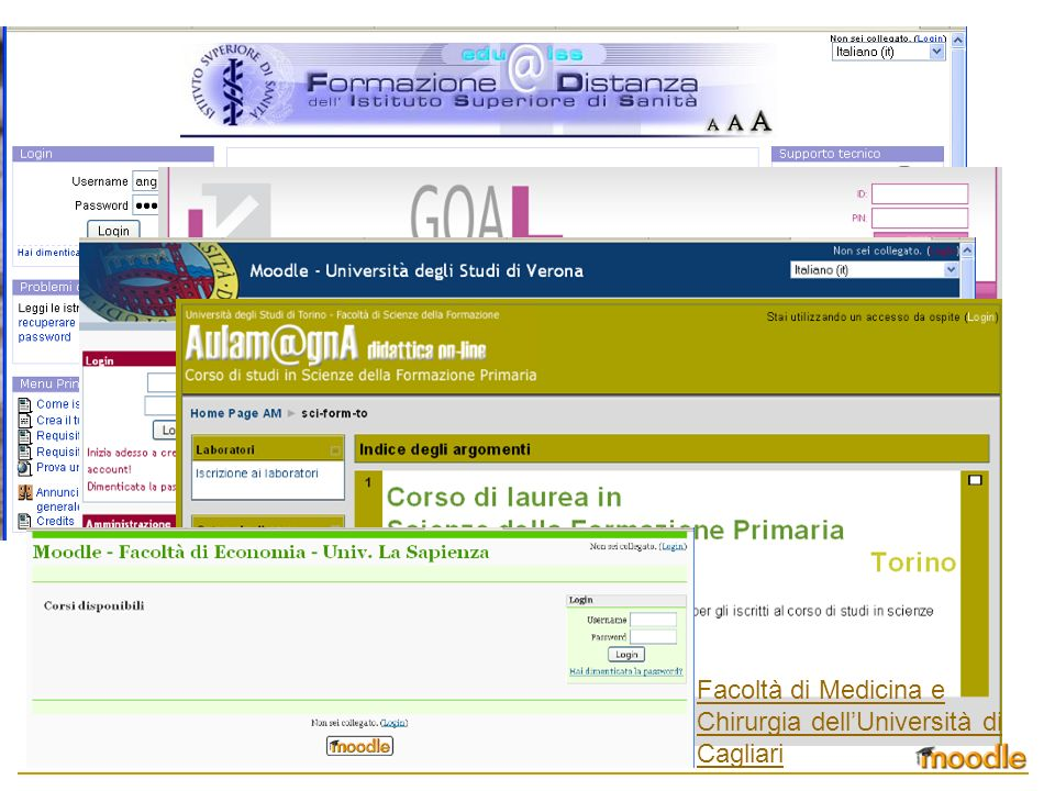 Facoltà di Medicina e Chirurgia dellUniversità di Cagliari