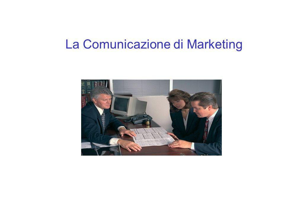 1.Gli Obiettivi principali della comunicazione di Marketing 2.Le diverse attività di Comunicazione (Communication mix) 3.La pubblicità: pianificazione e strategia 4.La promozione 5.Le relazioni pubbliche 6.I nuovi approcci alla comunicazione di marketing 7.I social network 8.Comunicazione di marketing integrata