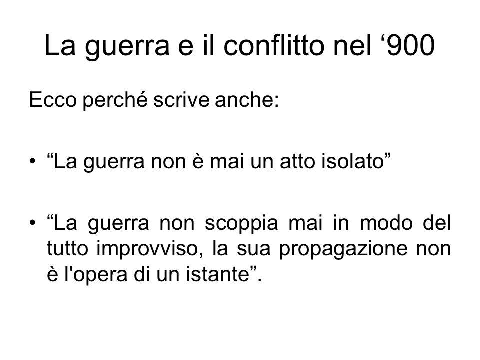 1950-1998: anni di pace.