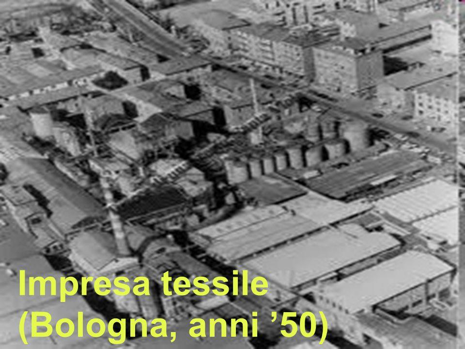 Impresa tessile (Bologna, anni 50)