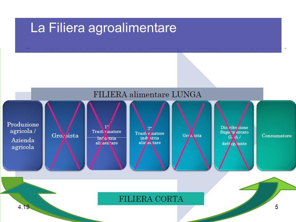 Filiera: insieme degli agenti e delle operazioni che concorrono alla formazione ed al trasferimento di un prodotto allo stadio finale di utilizzazione