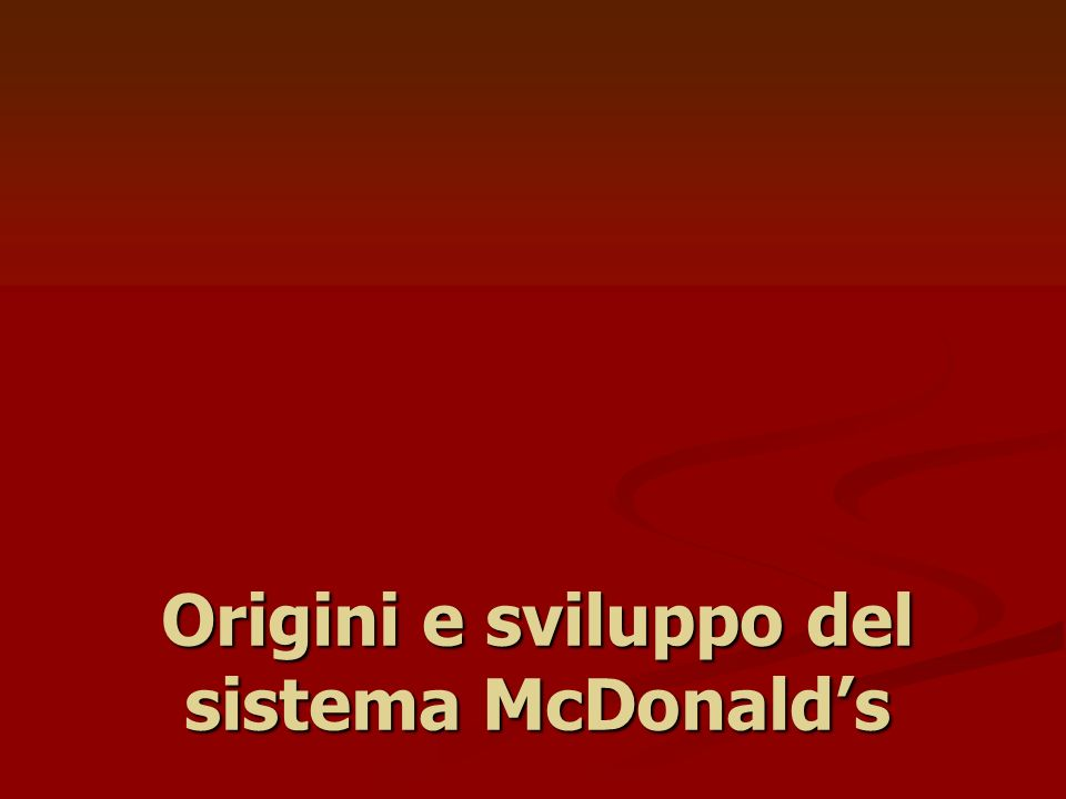 Dick e Mac McDonald