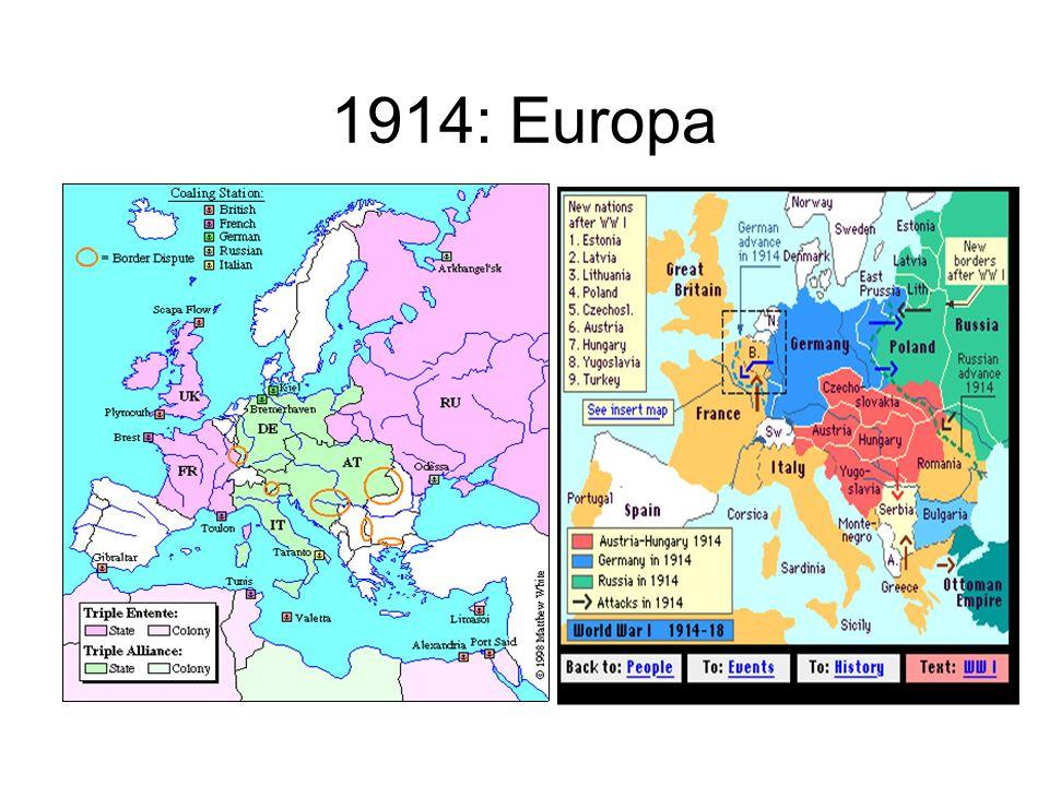 1914: Europa