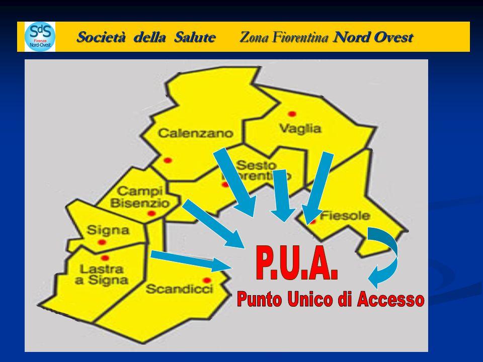 Società della Salute Zona Fiorentina Nord Ovest