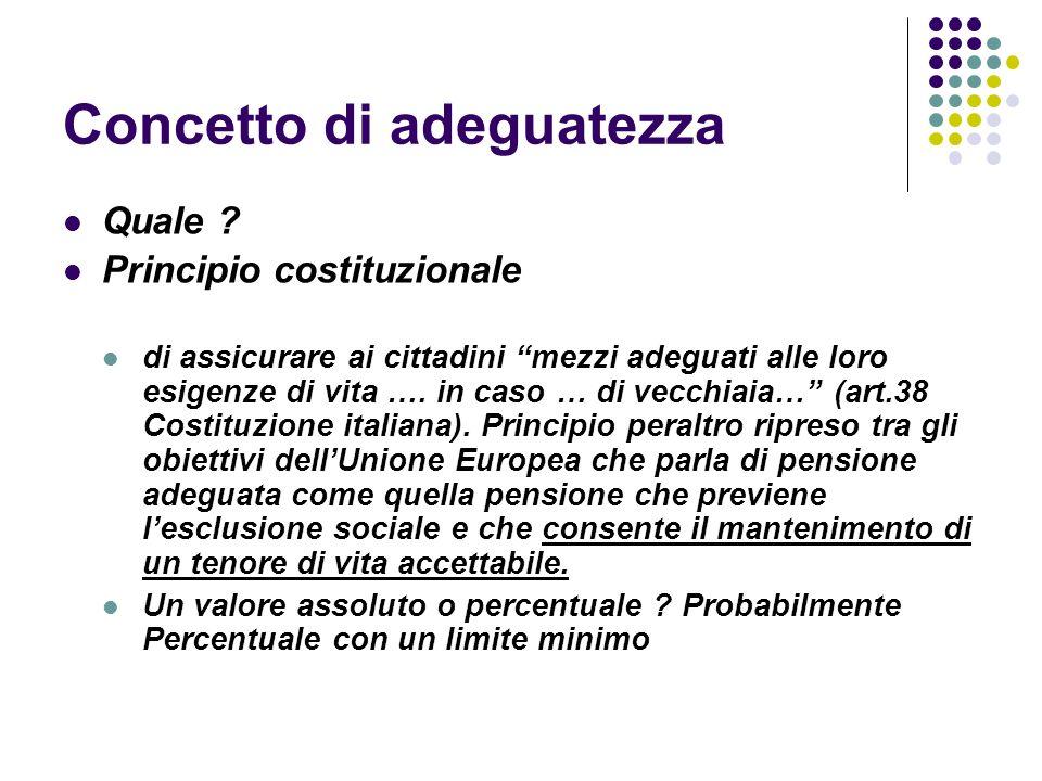 La lenta transizione verso il contributivo Sono passati ormai più di 15 anni da quando il sistema di calcolo delle pensioni in Italia è stato modificato con lintroduzione del metodo contributivo.